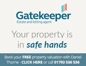 Get brand editions for Gatekeeper, Swindon