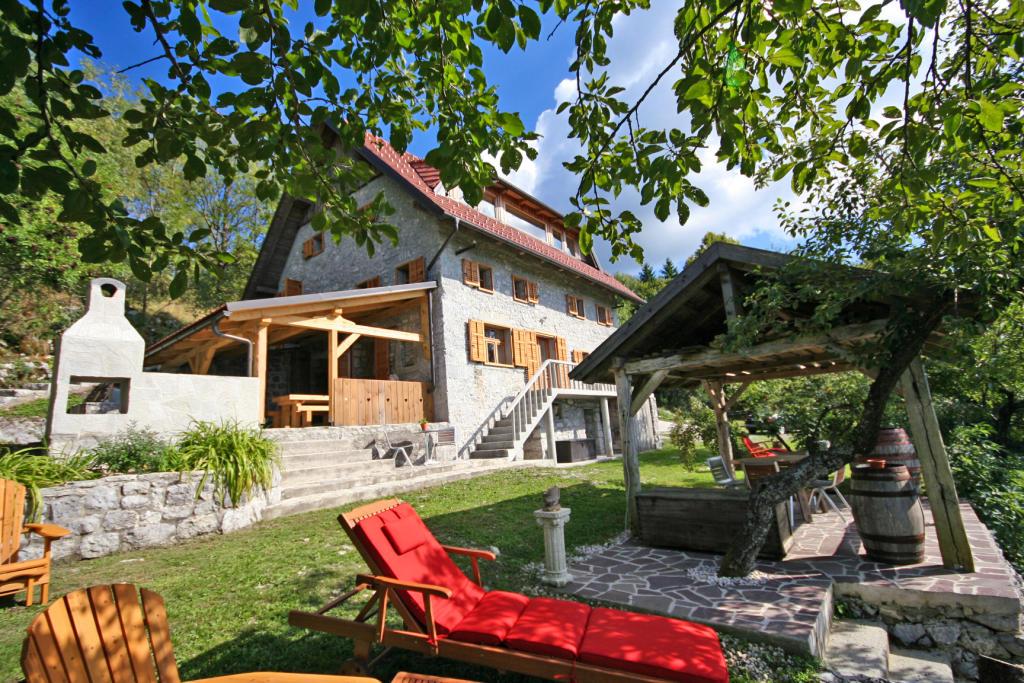 Nova Gorica Stone House for sale