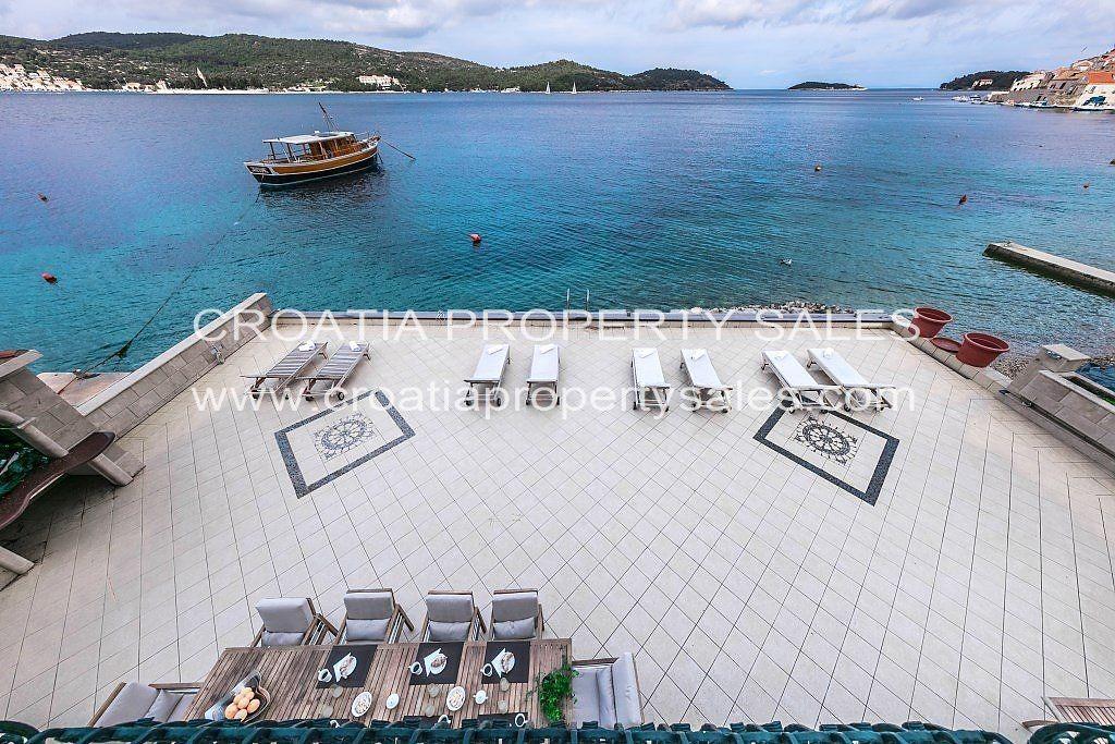 Vis Island Villa for sale