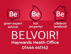Get brand editions for Belvoir, Haywards Heath