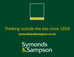 Get brand editions for Symonds & Sampson, Poundbury