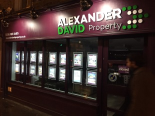 Alexander David Property, London,branch details