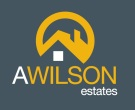 A Wilson Estates, Stalybridge branch logo