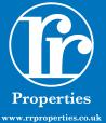 RR PROPERTIES, London  logo