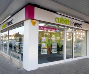 Cubitt & West, Goring-By-Seabranch details
