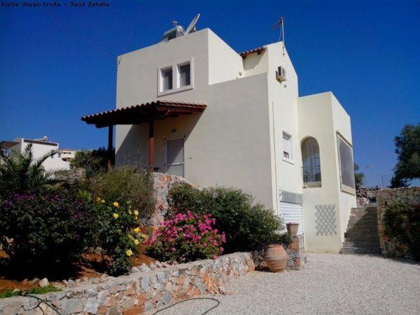3 bed Detached Villa in Kefalas, Chania, Crete