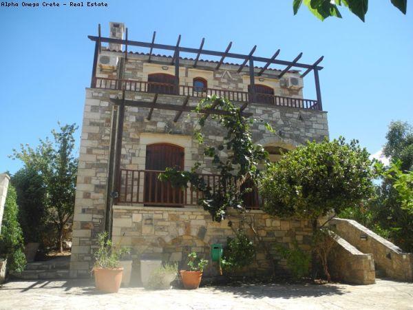 Detached Villa in Vamos, Chania, Crete
