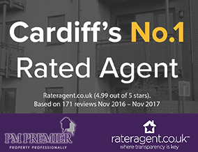 Get brand editions for PM Premier Estate Agency, Cardiff