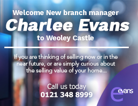 Get brand editions for Evans Estate Agents, Weoley Castle