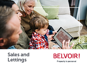 Get brand editions for Belvoir, Grantham Sales