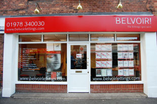 Belvoir, Wrexham - Salesbranch details