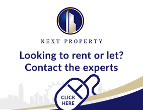 Get brand editions for Next Property, London