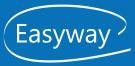 Easyway estate agents, Amble logo