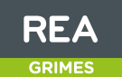 REA, Grimes, Skerries logo