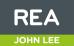 REA, John Lee logo