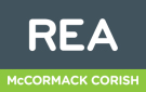REA, McCormackCorish logo