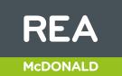 REA, McDonald details