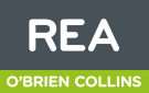 REA, O'Brien Collins logo