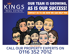 Get brand editions for Kings Real Estate, Leicester