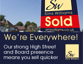 Get brand editions for Sims Williams, Chichester Sales