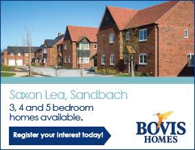 Get brand editions for Bovis Homes Merica, Saxon Lea