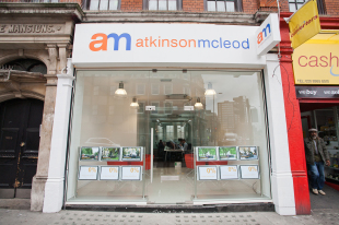 Atkinson McLeod, Hackney - Salesbranch details