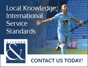 Get brand editions for Allsopp & Allsopp, Coventry