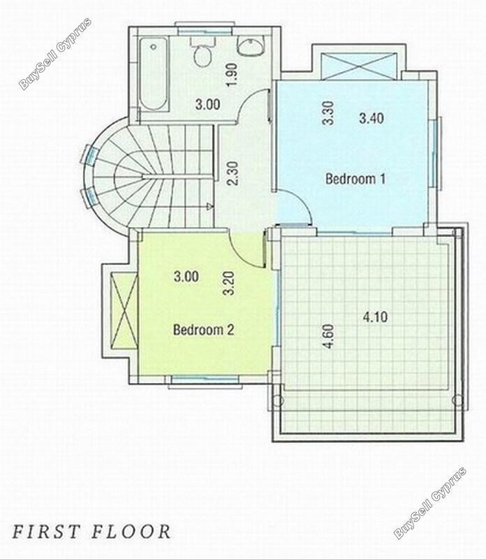 3 Bedroom Detached House For Sale In Famagusta, Ayia Napa