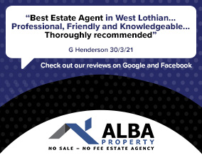Get brand editions for Alba Property, West Lothian