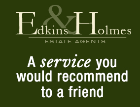 Get brand editions for Edkins & Holmes Estate Agents Ltd, Halifax