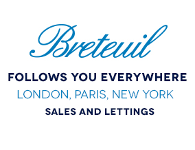 Get brand editions for Breteuil, London