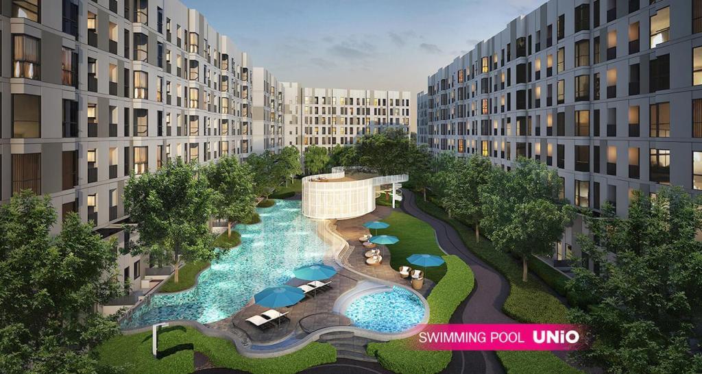 Apartment in Thailand