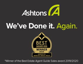 Get brand editions for Ashtons Estate Agency, Culcheth