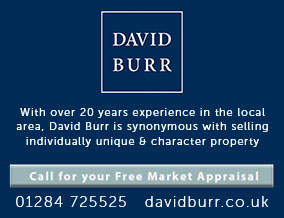Get brand editions for David Burr Estate Agents, Bury St. Edmunds