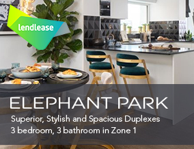 Get brand editions for Lendlease, Elephant Park