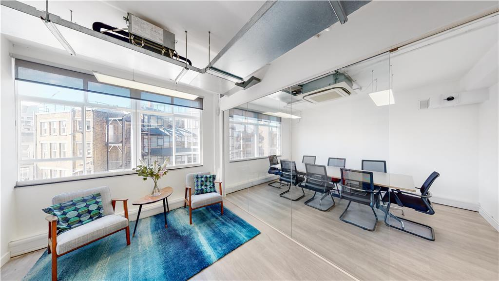 property to rent in 3rd Floor 23 Curtain Road, London, EC2A 3LT
