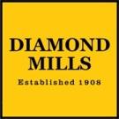 Diamond Mills & Co, Felixstowe logo