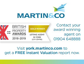 Get brand editions for Martin & Co, York - Lettings & Sales