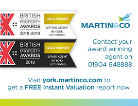 Get brand editions for Martin & Co, York