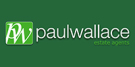 Paul Wallace Estate Agents logo