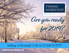 Get brand editions for Thomas Merrifield, Didcot