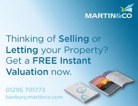 Get brand editions for Martin & Co, Banbury - Lettings & Sales