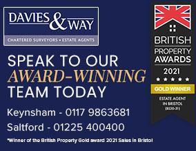 Get brand editions for Davies & Way, Keynsham