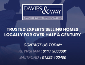 Get brand editions for Davies & Way, Saltford
