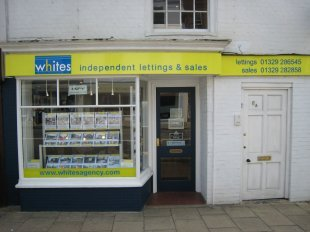 Whites Independent Lettings Ltd, Farehambranch details