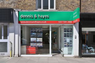 Dennis and Hayes, Camden Townbranch details