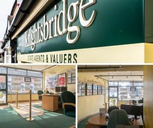 Knightsbridge Estate Agents & Valuers, Wigstonbranch details
