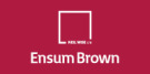 Ensum Brown logo