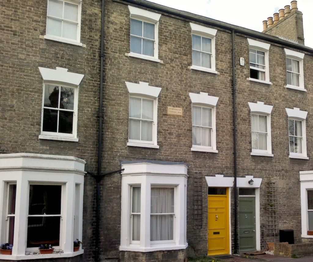 3 Bedroom Terraced House For Sale In Grantchester Street