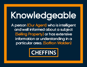 Get brand editions for Cheffins Residential, Saffron Walden - Sales